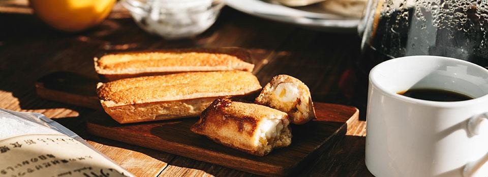 九州チーズタルト 九州素材と4層構造がおりなす絶妙なハーモニー